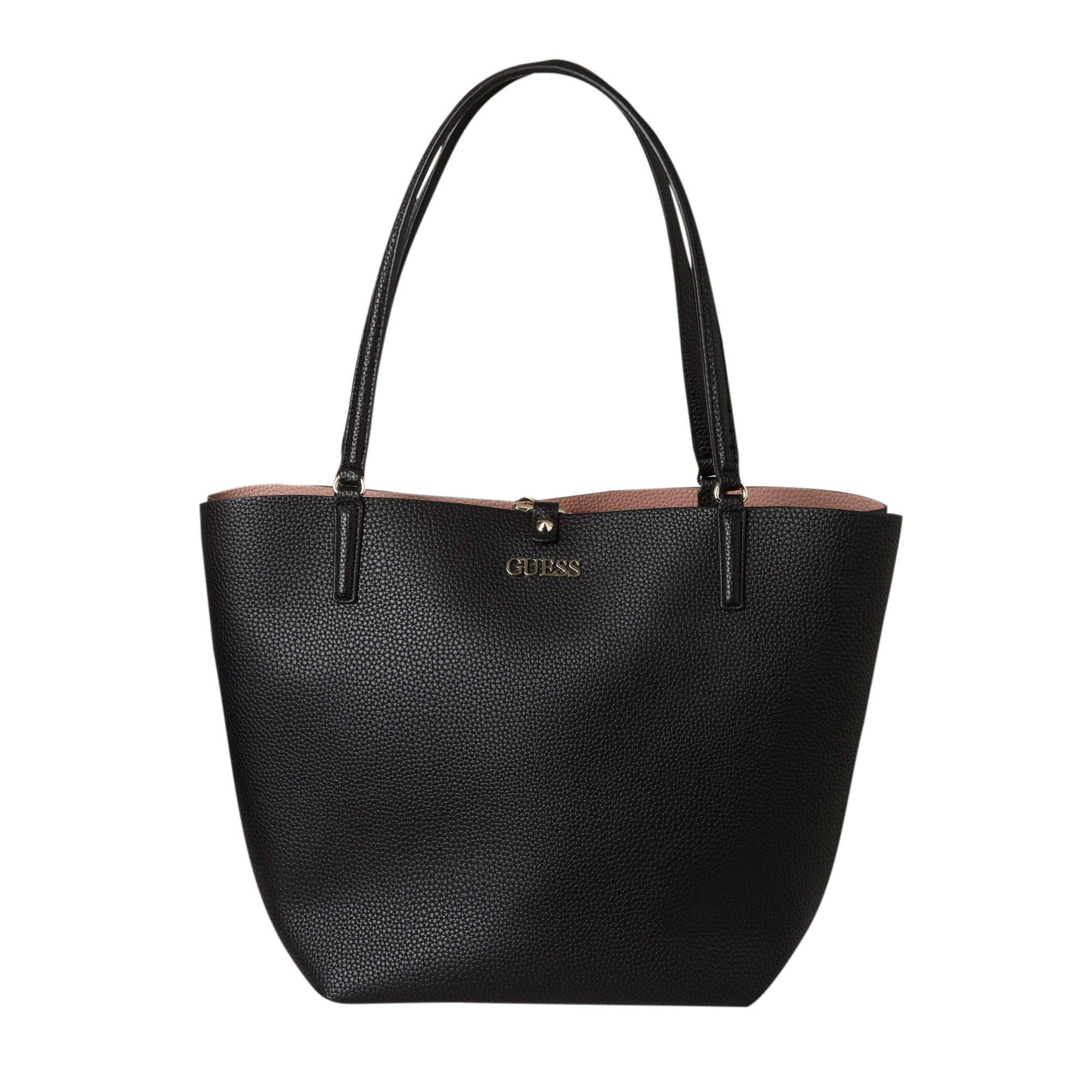 bag in bag ALBY TOGGLE TOTECAMILA CONVERTIBLE X zwart