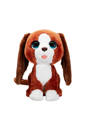 Howie de Jankende Beagle interactieve knuffel