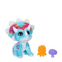 FurReal Friends Dino Topper interactieve knuffel, Blauw