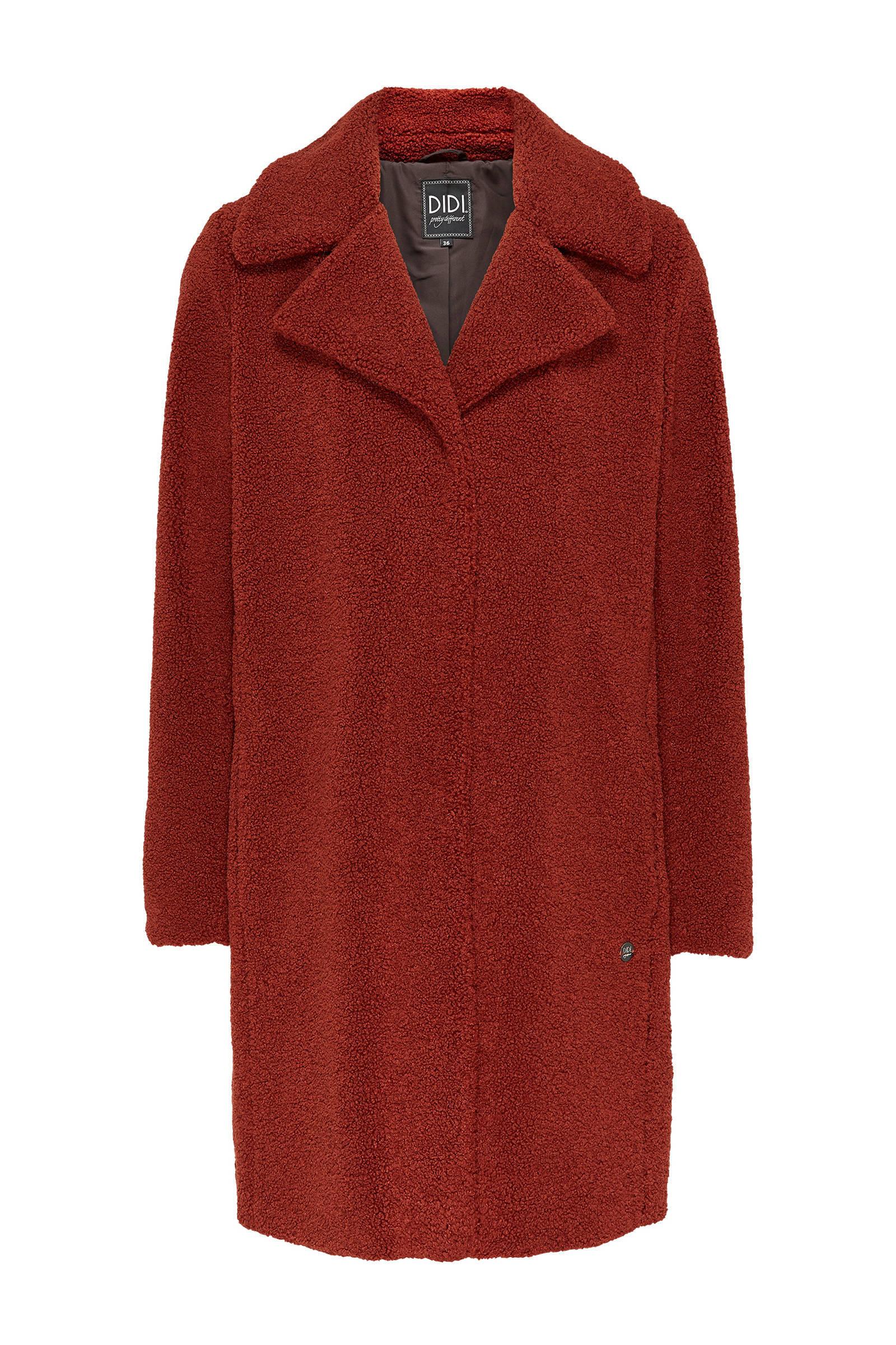 teddy jas rood