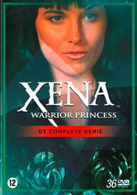 Xena - Complete collection (DVD)