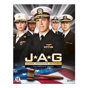 Jag - Complete collection (DVD)