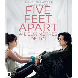 Five feet apart (Blu-ray)