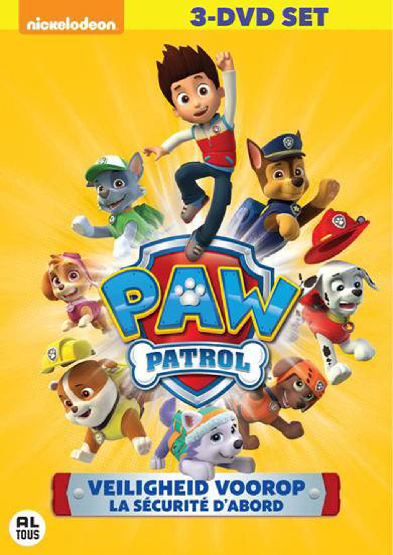 Paw patrol 14-16 (DVD)