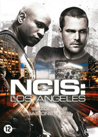 NCIS Los Angeles - Seizoen 1-9 (DVD)