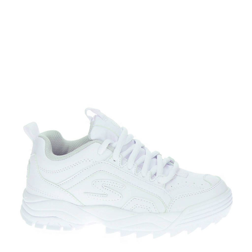 Skechers   chunky sneakers wit, Wit
