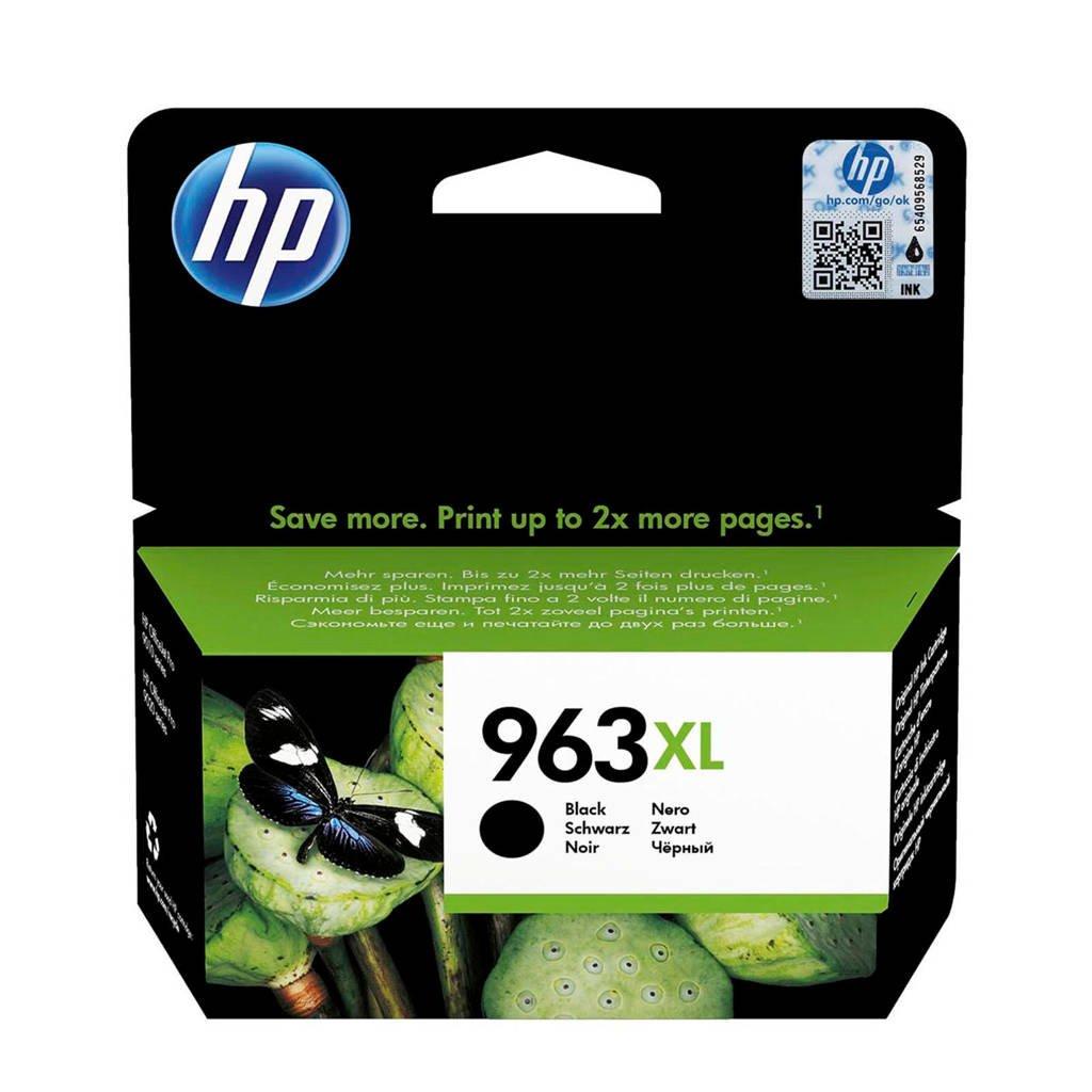 HP 963XL cartridge, Zwart