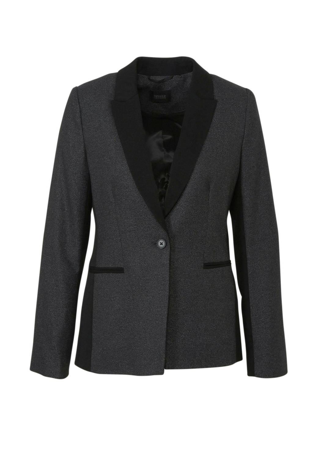C&A blazer zwart, Zwart