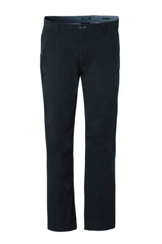 Canda regular fit chino marine