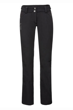 softshell broek zwart