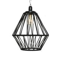 Lumineo hanglamp, Zwart