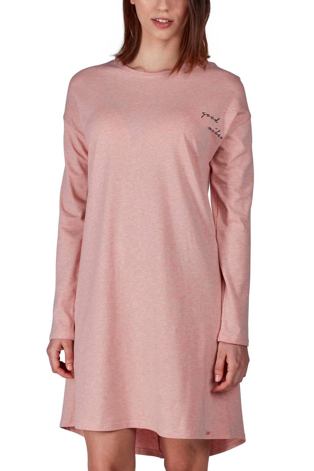 SKINY nachthemd roze, Roze