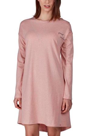 nachthemd roze