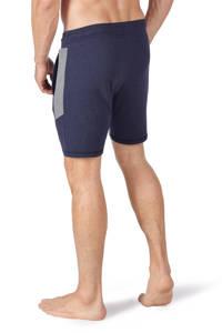 SKINY sweatshort marine/grijs, Marine/grijs