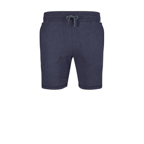 SKINY sweatshort marine/grijs