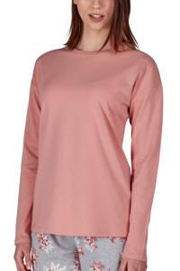 SKINY pyjamatop roze, Roze