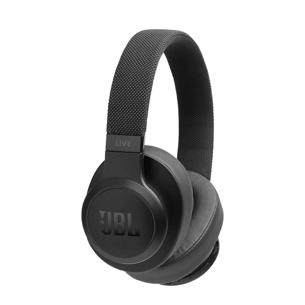 JBL LIVE 500BT draadloze over-ear hoofdtelefoon, Zwart