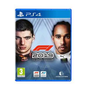 F1 2019 standard edition (PlayStation 4)