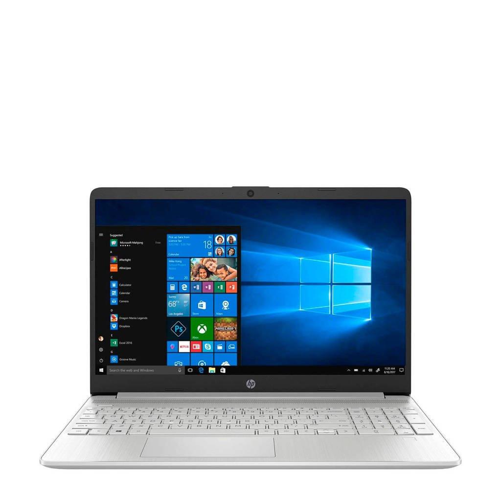 HP 15S-FQ1493ND 15.6 inch Full HD laptop, Zilver