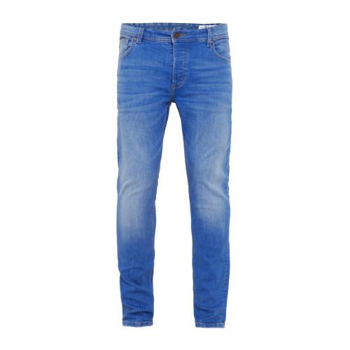 WE Fashion Blue Ridge slim fit jeans blue denim