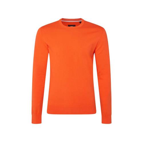 WE Fashion Fundamental sweater orange