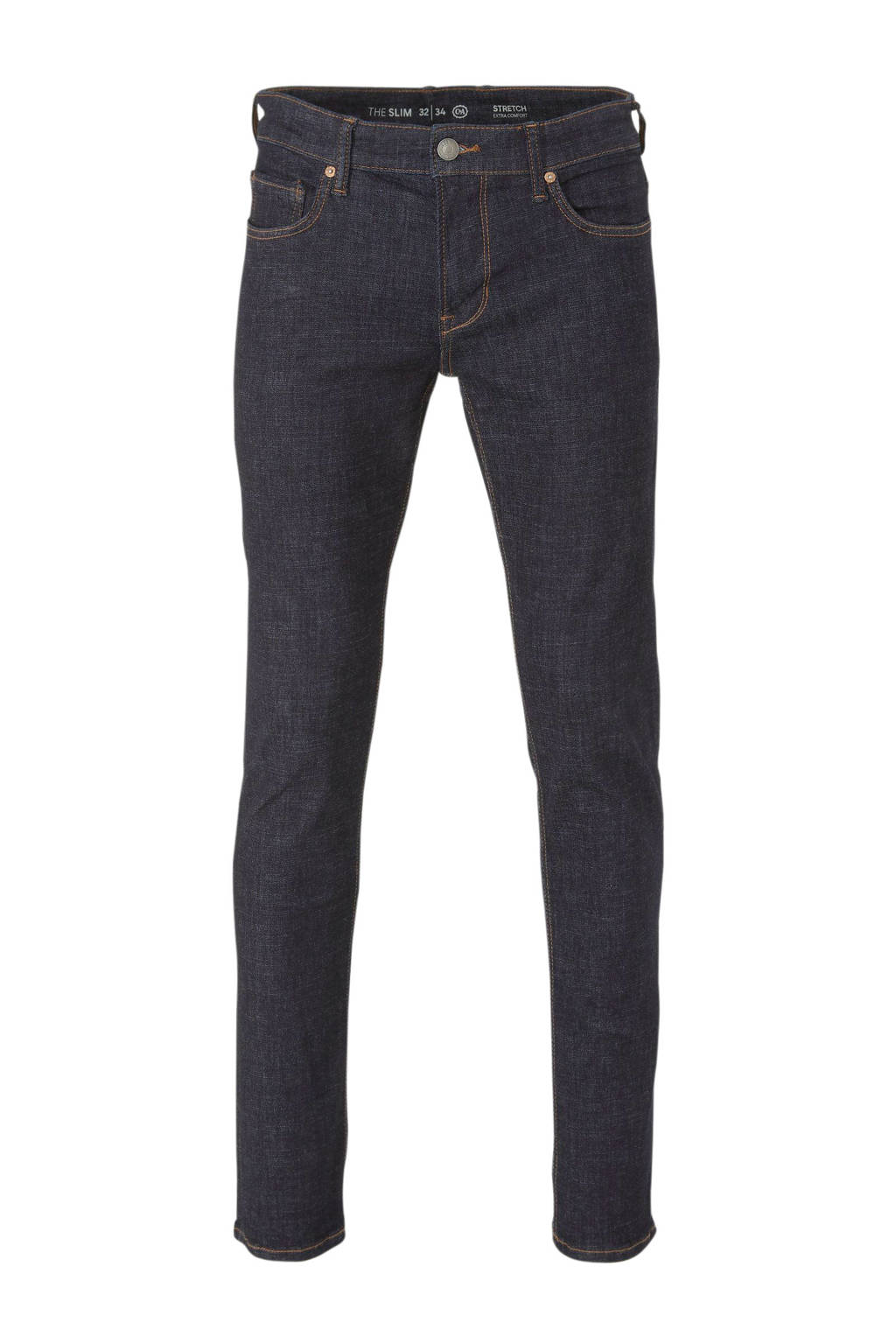 C&A The Denim slim fit jeans dark denim, Dark denim