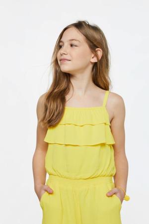 jumpsuit geel