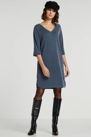 jurk Zomer blauw