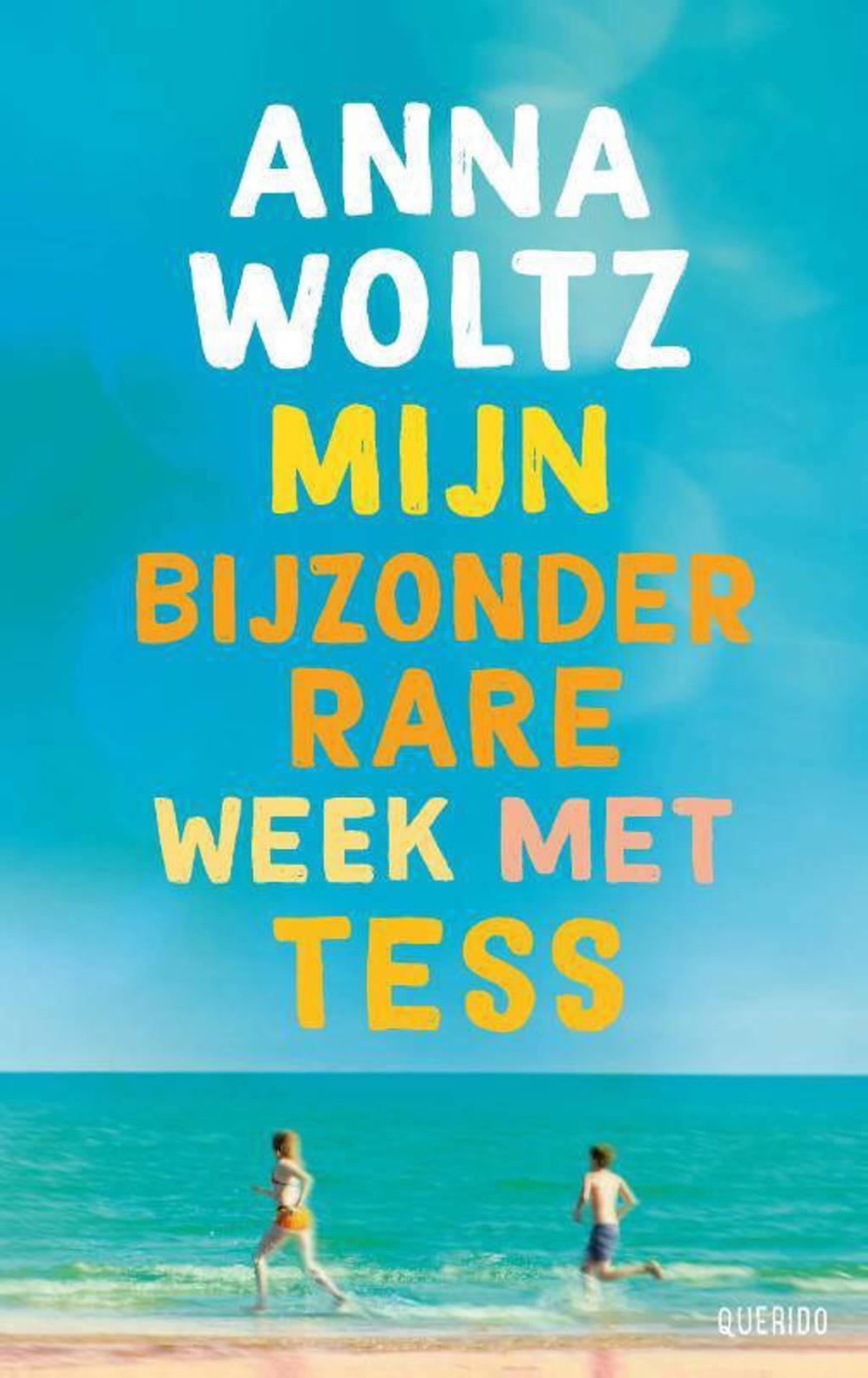 Mijn bijzonder rare week met Tess - Anna Woltz