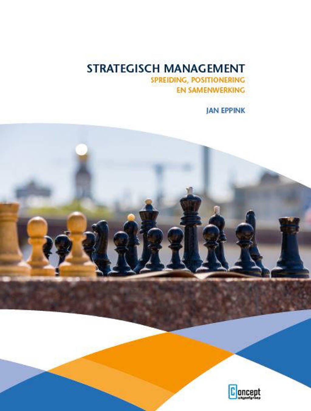 Strategisch management - Jan Eppink
