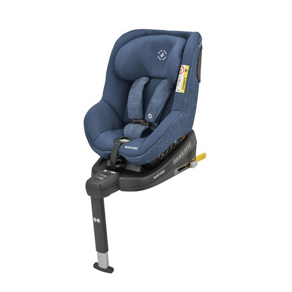Maxi-Cosi Beryl Beryl autostoel nomad blue, Authentic Black