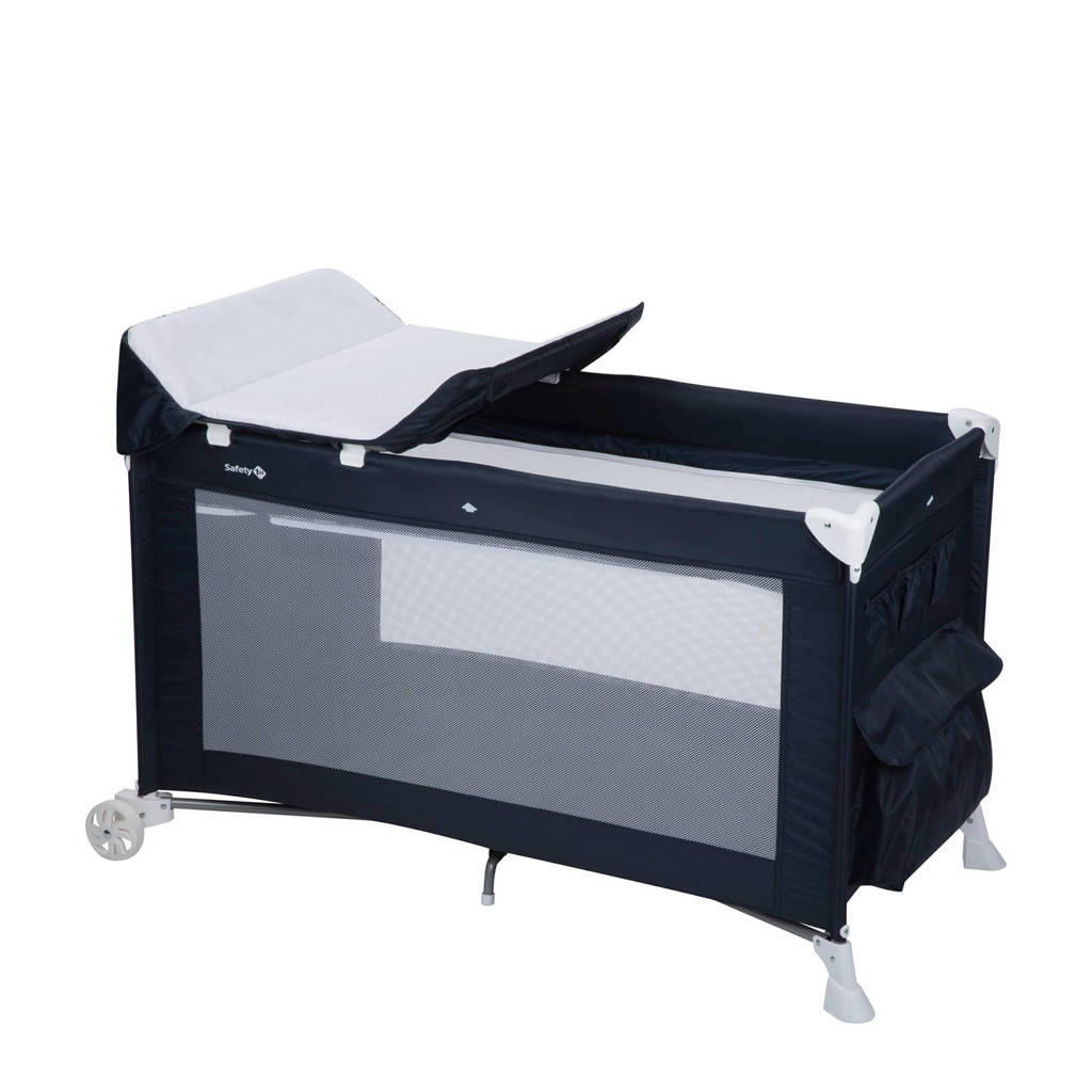 Safety 1st Full Dreams campingbed, Navy Blue
