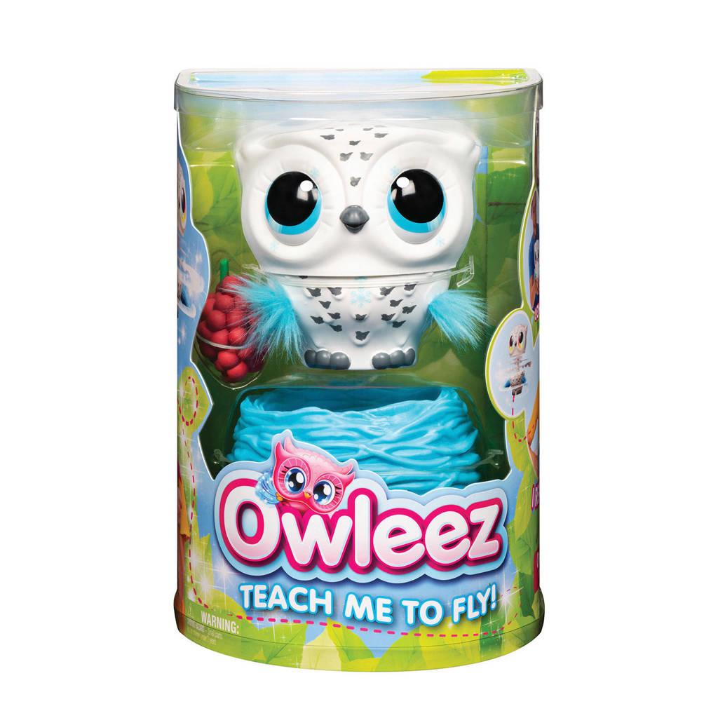 Owleez Snowy White