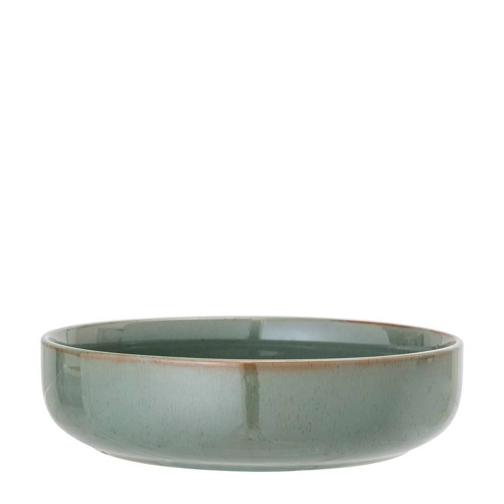 Bloomingville Pixie serveerschaal (Ø24 cm), Groen