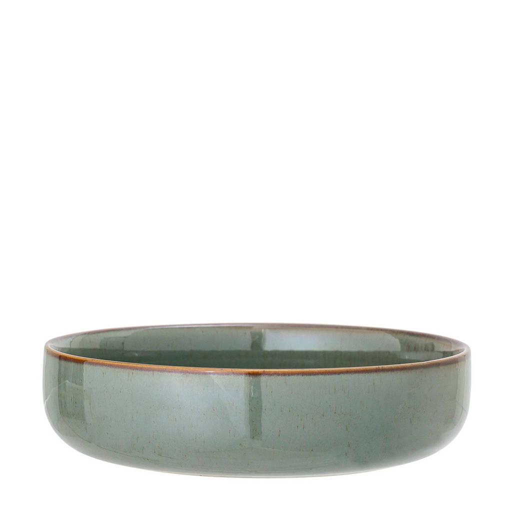 Bloomingville Pixie serveerschaal (Ø20 cm), Groen