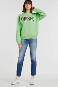 Diesel regular fit jeans D-Rifty blauw, Blauw