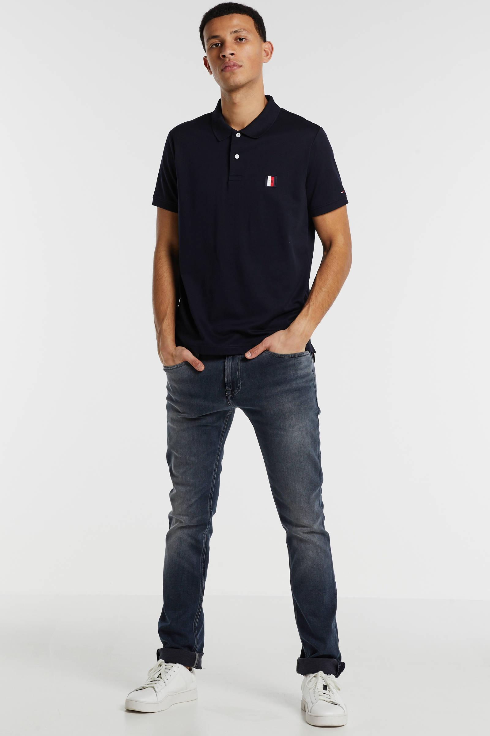 Tommy Jeans SCANTON - Slim fit jeans - durban dark