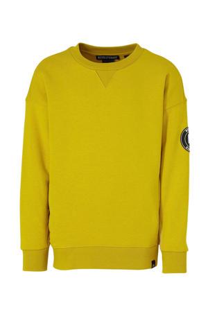 sweater Keagan mosterd geel