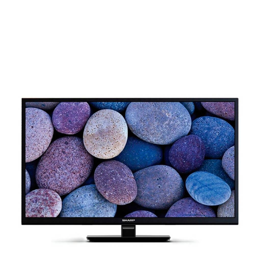 Sharp 24CHF4012 LED televisie, Zwart