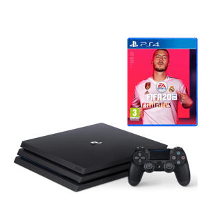 PlayStation 4 Pro 1TB + FIFA 20 bundel