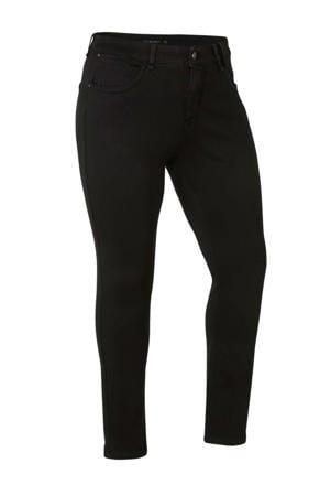 The Denim XL skinny broek zwart
