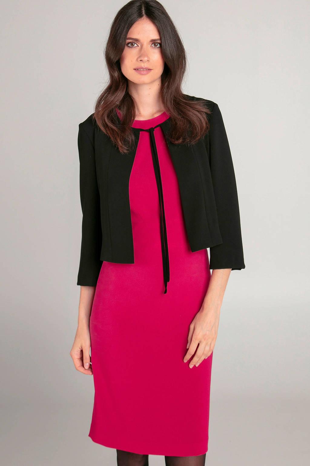 Claudia Sträter jurk roze, Roze