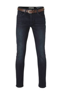 Petrol Industries tapered fit jeans Tymore blue, 5812 Blue
