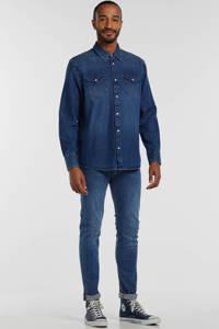Petrol Industries slim fit jeans Seaham medium blue, 5750 Medium blue