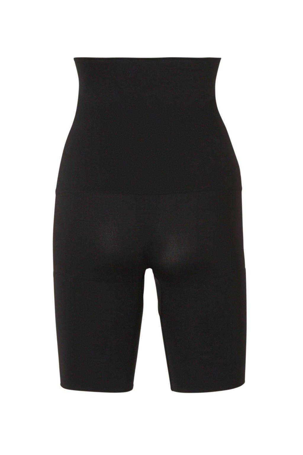 Maidenform corrigerende short Control-It zwart, Zwart
