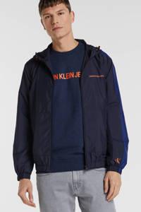 CALVIN KLEIN JEANS zomerjas met logo marine, Marine
