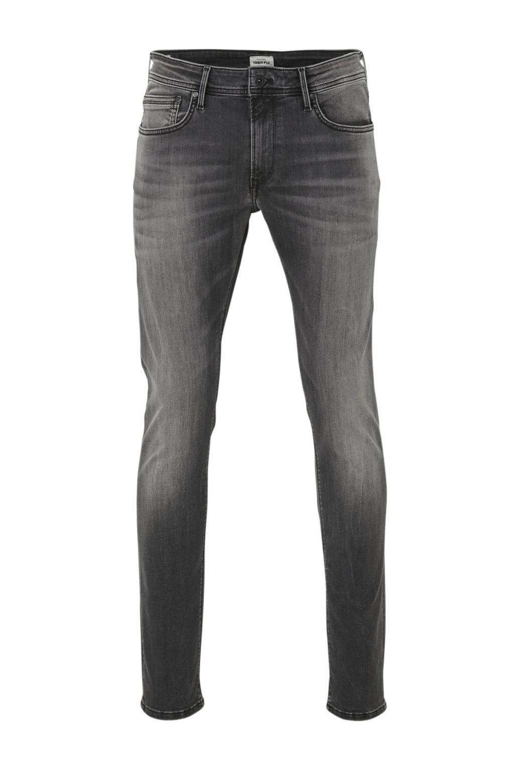 Pepe Jeans regular fit jeans Stanley grijs, Grijs