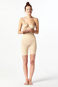 Maidenform corrigerende short Control-It beige, Beige