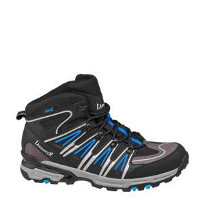 wandelschoenen zwart/blauw