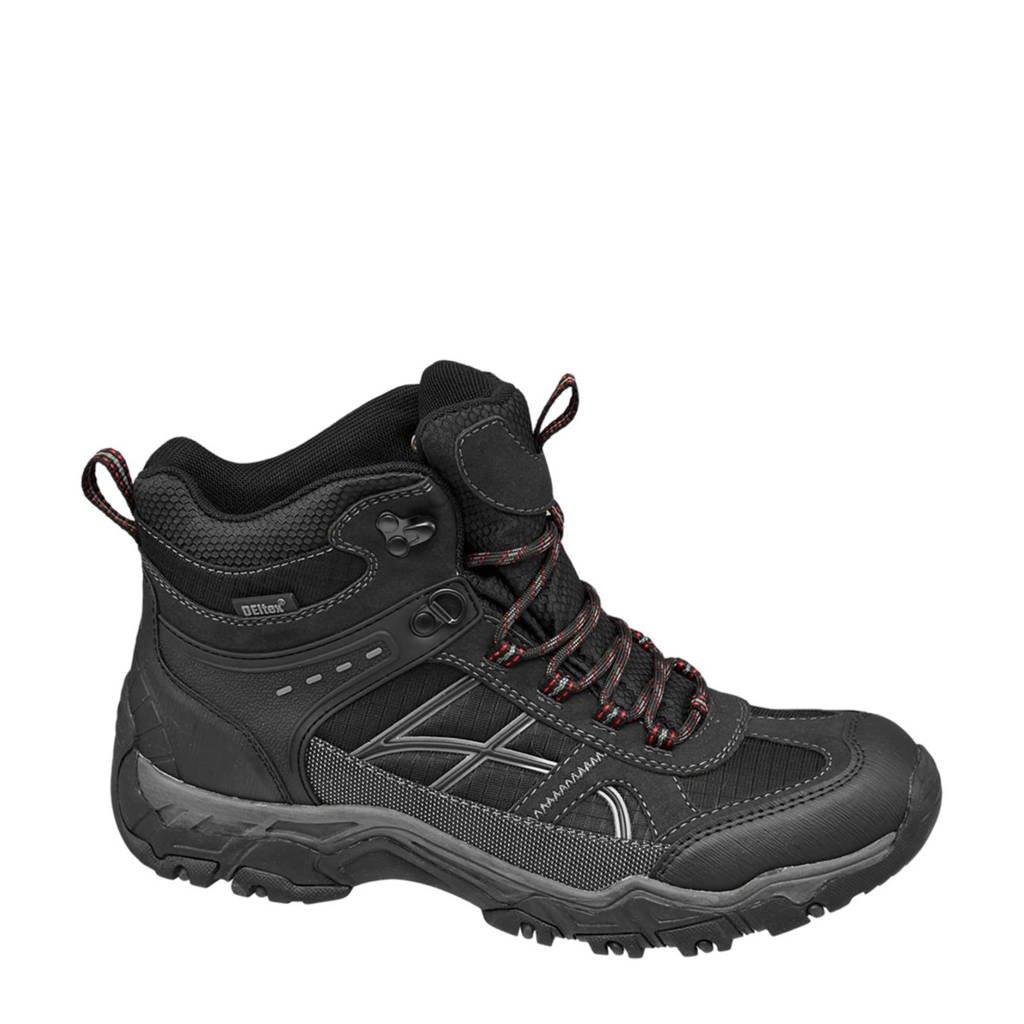 Landrover   wandelschoenen zwart/grijs, Zwart/grijs